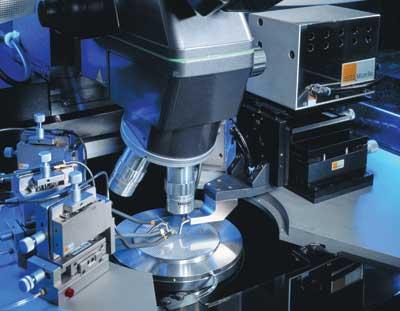 圆片级测试MEMS器件的解决之道