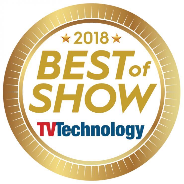泰克PRISM平台在NAB2018荣获NewBay最佳表现奖