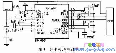 基于LPC11C14单片机、可读取RFID标签的服装生产工位机设计