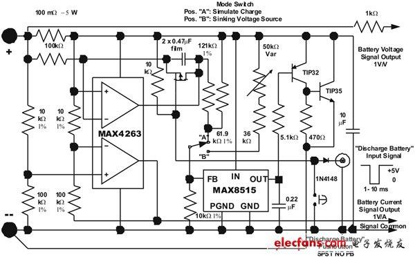 加快Li+电池充电器测试