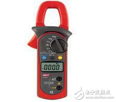 交流钳型表测量原理图解:怎么用钳型表测电阻?
