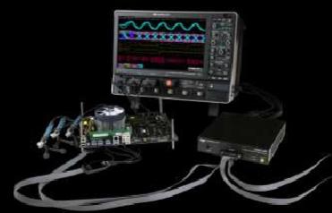 利用高速数字分析仪和专用内存软件调试更高速率 DDR 信号