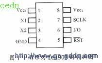 实时时钟电路DS1302的原理及应用