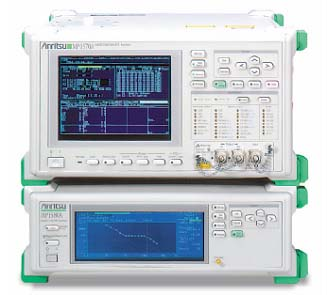 日本最大的测试测量公司――安立(Anritsu)
