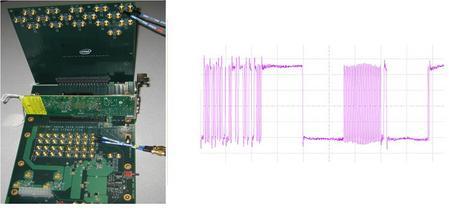 PCIE3.0的发送端信号质量测试
