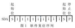 嵌入式控制系统中I2C串行EEPROM器件应用