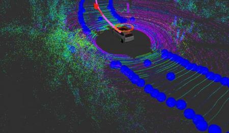 麻省理工研究最新自�{�技�g 使用GPS和�鞲衅���F�Ш�