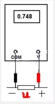 数字万用表使用和常用电子元器件的识别与检测