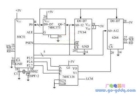 基于单片机的压力测量控制系统设计