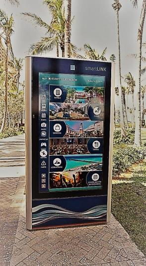智能LINK(smartLINK)团队与Zytronic合作 为其新推出的GEN 3 SmartKiosk™的广阔网络带来互动性