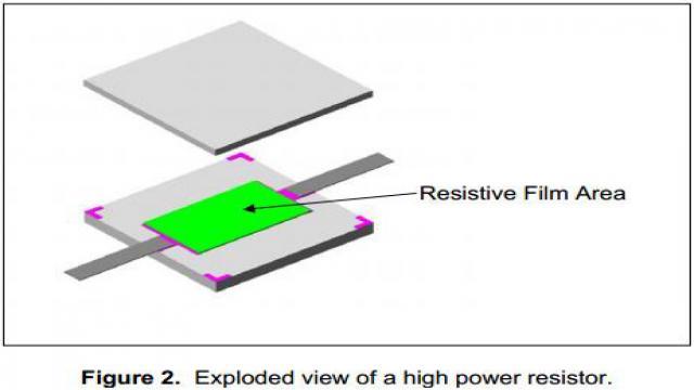 射频电阻并联等效电容测试方法