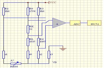 智能化微机型热值测量计系统设计