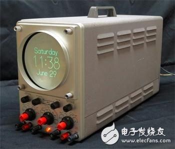 工程师生活:打造一款自己的示波器时钟
