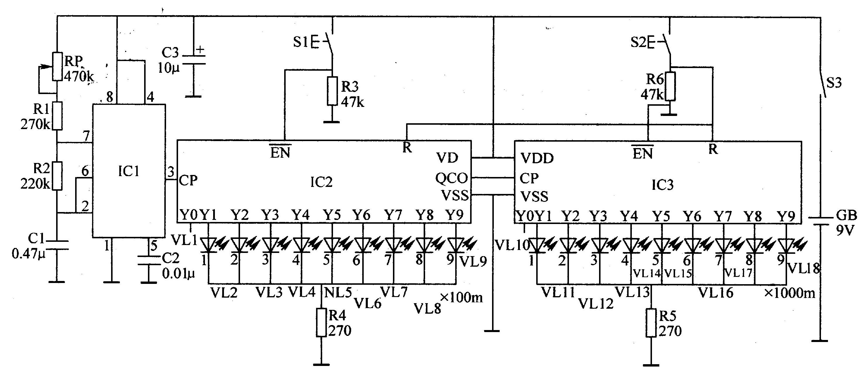 雷电测距器(二)