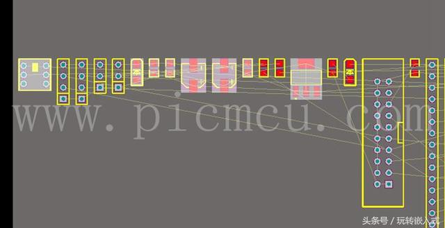 PCB设计技巧之如何批量摆放元器件
