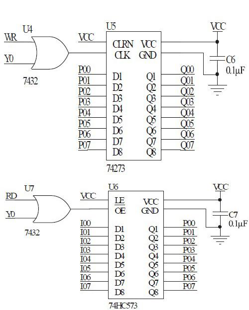 采用51单片机和CPLD构建复杂电路系统的设计思想