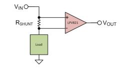 如何以毫微功率预算实现精密测量 第2部分:应用毫微功耗运算放大器帮助电流感应