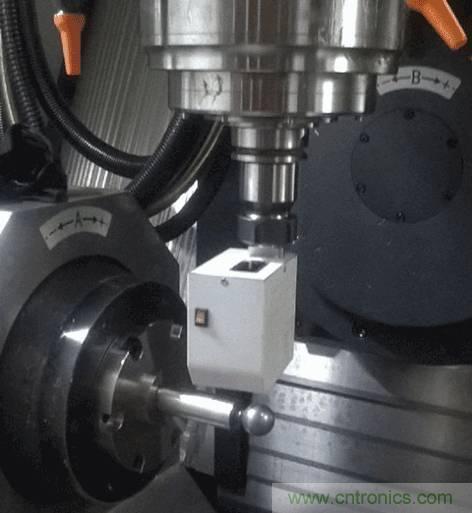 先进制造中的精密测量技术