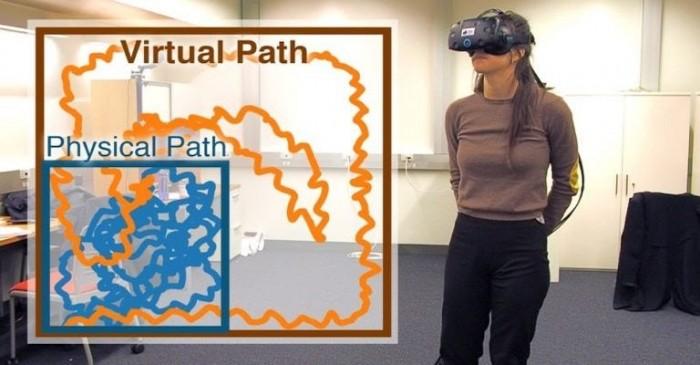 在家绕圈就能体验宇宙漫步!新技术让VR体验更真实