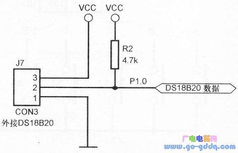 基于AT89C51单片机低成本温度控制实验系统