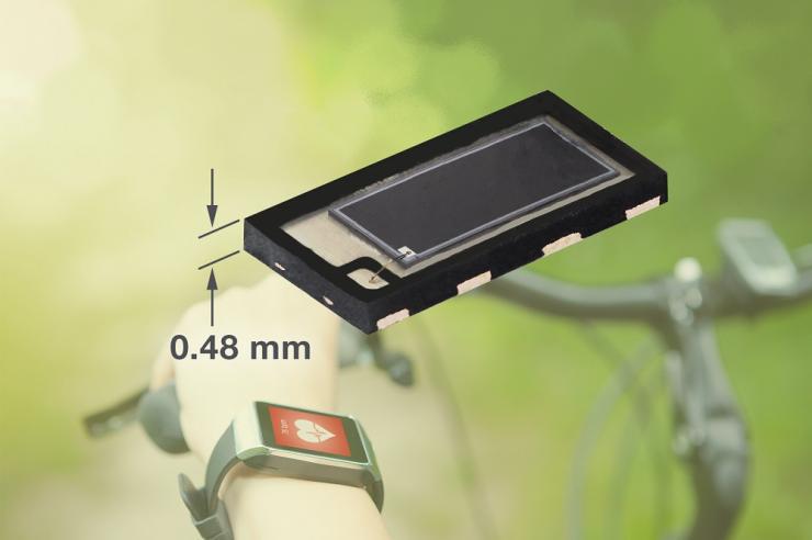 Vishay新款高速PIN光电二极管进一步提升可见光灵敏度,为可穿戴设备实现超薄传感器设计