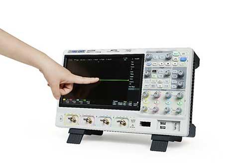 """卓尔不群,""""触""""手可及:鼎阳科技发布SDS5000X系列超级荧光示波器"""