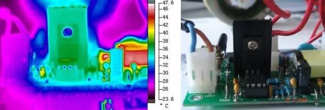 福禄克热像仪电源检测方案