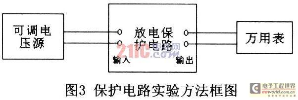 某航空发动机检测仪备用电源放电保护电路设计