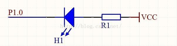 单片机的拉电流和灌电流