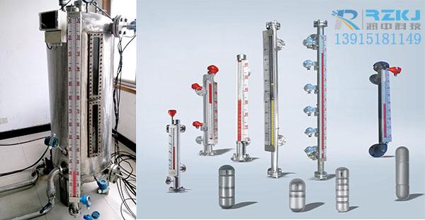 磁翻板液位计的材质种类详细分析及产品防腐特点说明