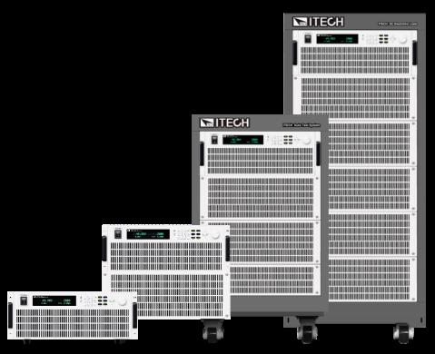 新品速递:IT8900A/E大功率直流电子负载发售在即