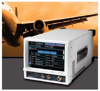 低相位噪声射频信号源领域的新标准用于航空电子测试测量