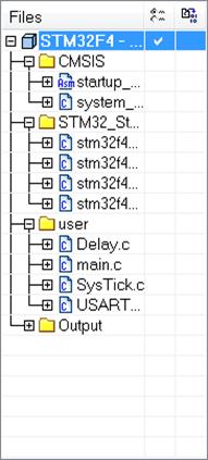 STM32F4 USART配置