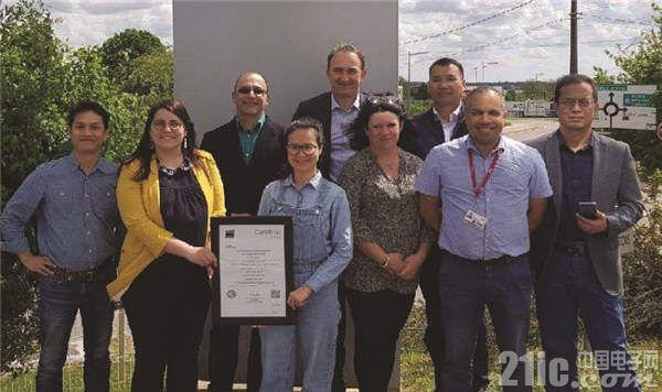 C&K 所有工厂获得 IATF 16949 认证