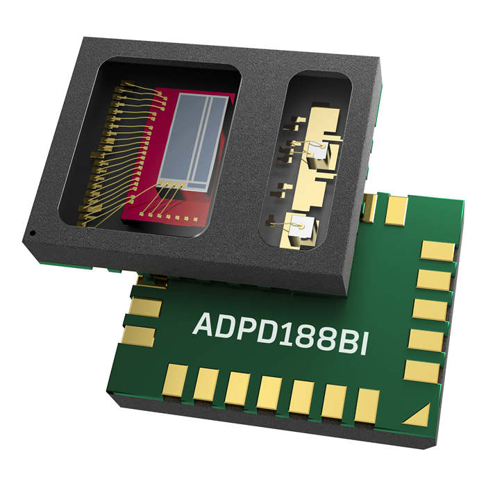 ADI公司集成光学模块减少烟雾探测器误报,满足新监管标准