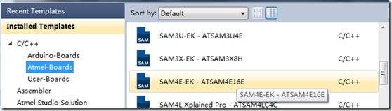 SAM4E单片机之旅――13、LCD之ASF初步