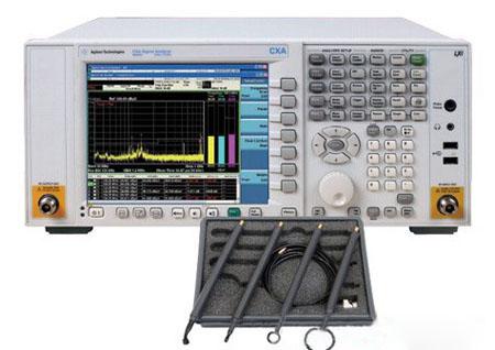 安捷伦近场电磁干扰源探测定位方案