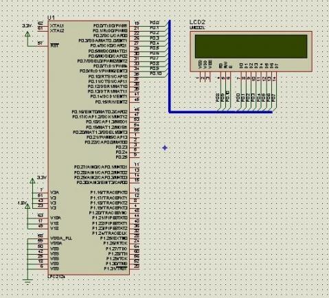 ARM7入门6,LCD显示字符