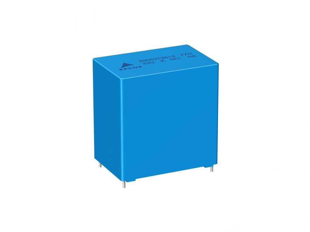 薄膜电容器:坚固耐用的直流链路电容器系列的扩展型号
