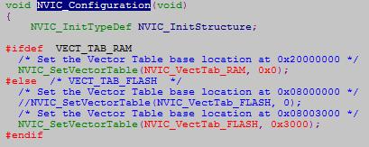STM32(IAR��g) 堆�R绯� 程序跑�w