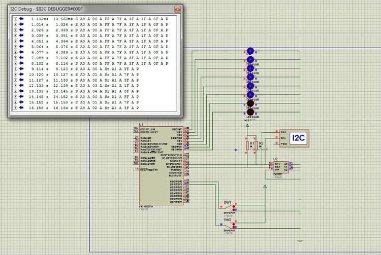 PIC单片机I2C的应用(24LC02)