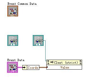 labview编程技巧-----如何为多个控件注册同一个回凋函数