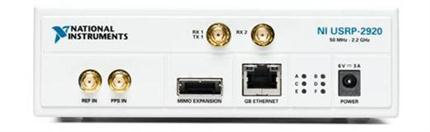 运用NI USRP打造出经济实惠的8x8 MIMO测试台