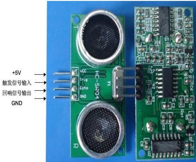 STM32与HC-SR04超声波测距