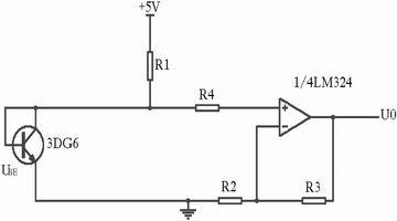 一种低成本高精度温度测量电路