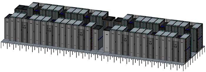 为提高能效 美国开建基于ARM超级计算机 Astra
