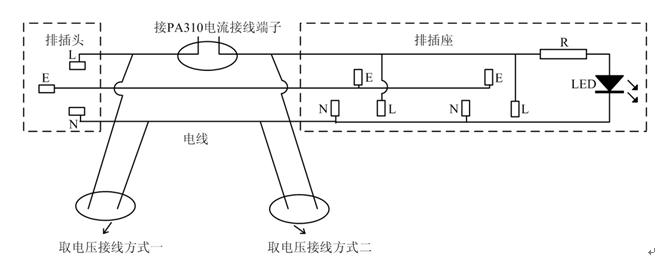 一个发光二极管引发测量细节的思考
