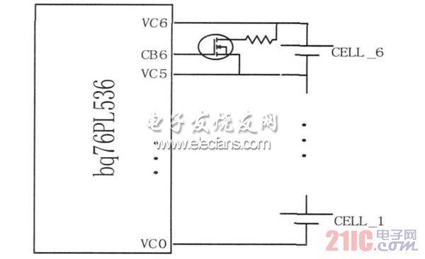 基于微控制器的动力电池组测试平台设计方案