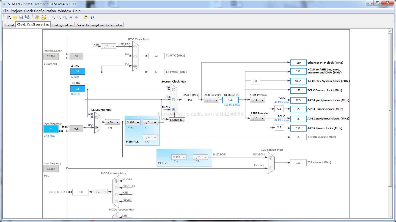 使用STM32CubeMX开发三:按键中断实验