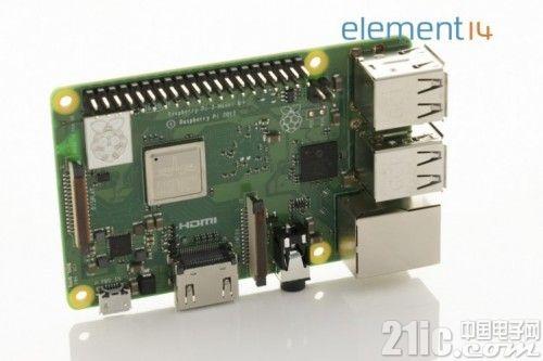 "e络盟发布Raspberry Pi 网络研讨会  ""Eben Upton 谈 Raspberry Pi工业应用"""